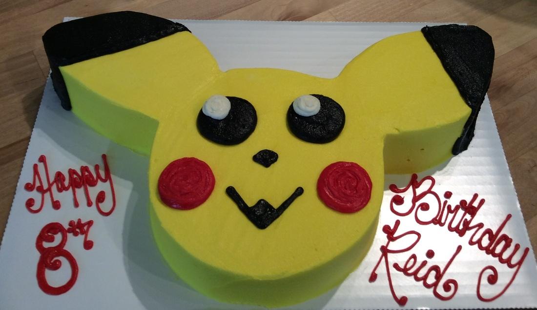 Cakes & Cupcakes & Cookies -